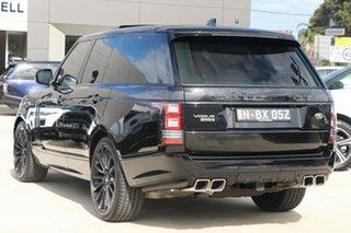 2017 Land Rover Range Rover SDV8 Vogue Wagon.
