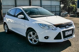Used Ford Focus Trend, Oakleigh, 2014 Ford Focus Trend LW MK2 MY14 Hatchback
