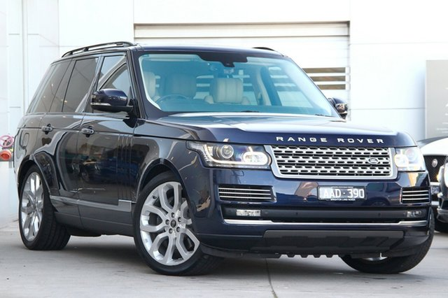 Discounted Used Land Rover Range Rover SDV8 Vogue, Gardenvale, 2013 Land Rover Range Rover SDV8 Vogue Wagon