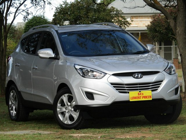 Used Hyundai ix35 Active, 2015 Hyundai ix35 Active Wagon