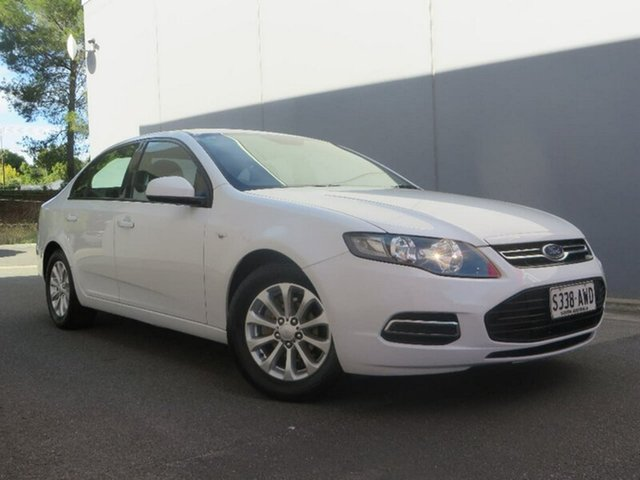 Used Ford Falcon XT Ecoboost, Reynella, 2012 Ford Falcon XT Ecoboost Sedan