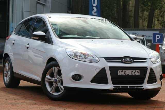 Used Ford Focus Trend, Southport, 2014 Ford Focus Trend Hatchback