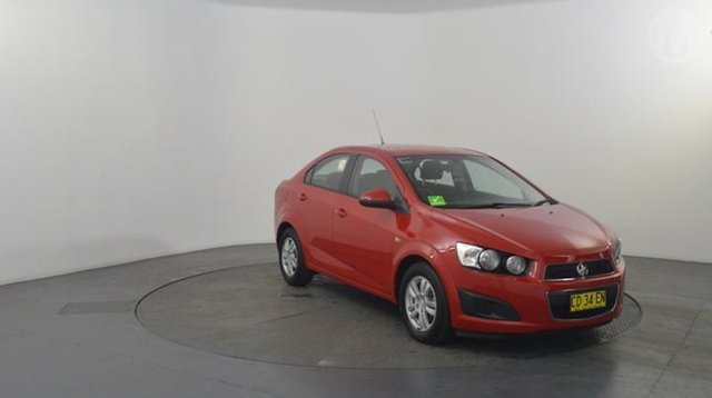 Used Holden Barina CD, Altona North, 2014 Holden Barina CD Sedan