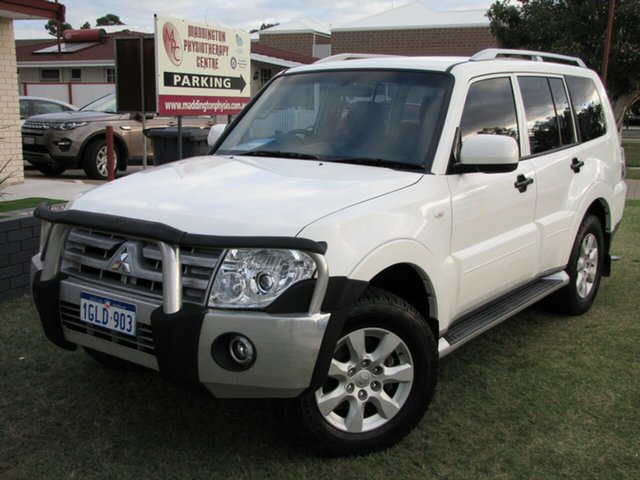 Used Mitsubishi Pajero Platinum Edition, Maddington, 2009 Mitsubishi Pajero Platinum Edition Wagon