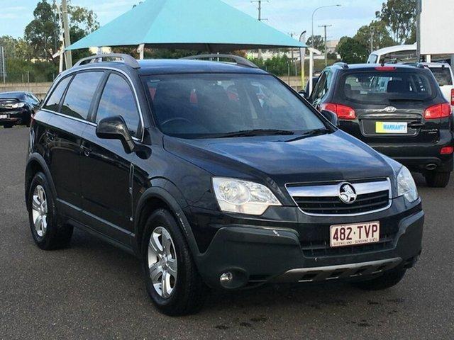 Used Holden Captiva 5 (4x4), Wacol, 2010 Holden Captiva 5 (4x4) Wagon