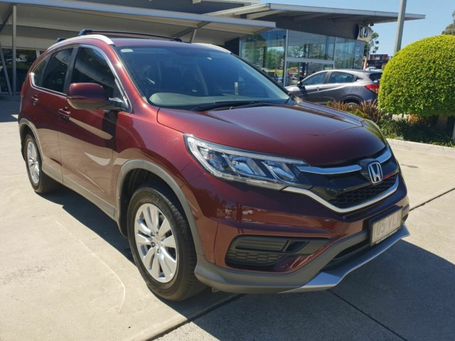 Discounted Used Honda CR-V VTi 4WD, Yamanto, 2015 Honda CR-V VTi 4WD Wagon
