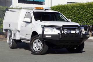 Used Holden Colorado DX, Acacia Ridge, 2015 Holden Colorado DX RG MY15 Cab Chassis