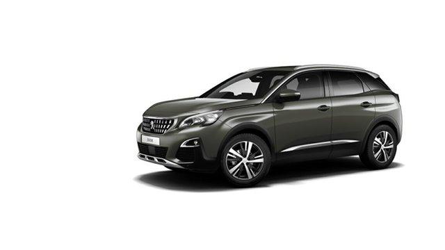 New Peugeot 3008 Allure SUV, Nambour, 2017 Peugeot 3008 Allure SUV P84 MY18 Hatchback