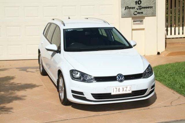 Discounted Used Volkswagen Golf 90TSI DSG Comfortline, Bundall, 2015 Volkswagen Golf 90TSI DSG Comfortline VII MY15 Hatchback