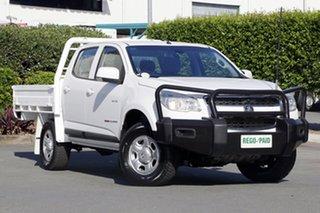 Used Holden Colorado LX Crew Cab, Acacia Ridge, 2013 Holden Colorado LX Crew Cab RG MY13 Cab Chassis