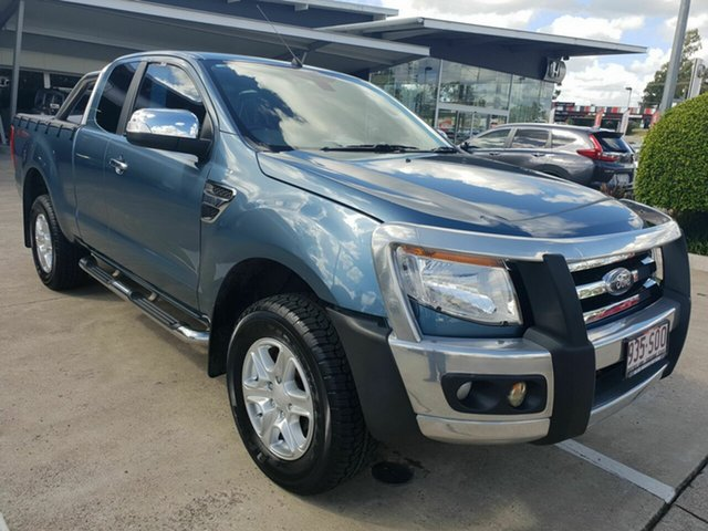 Discounted Used Ford Ranger XLT Super Cab, Yamanto, 2012 Ford Ranger XLT Super Cab Utility