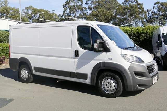 Discounted Used Fiat Ducato Low Roof MWB, Acacia Ridge, 2014 Fiat Ducato Low Roof MWB Series 4 Van