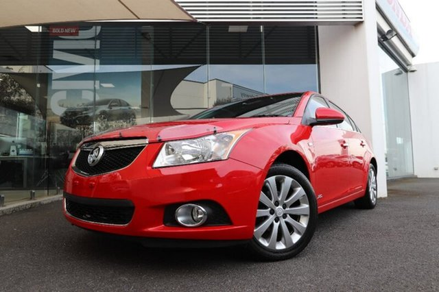 Used Holden Cruze Z Series, Hoppers Crossing, 2014 Holden Cruze Z Series Sedan