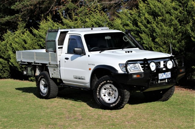 Used Nissan Patrol DX, Officer, 2006 Nissan Patrol DX Cab Chassis