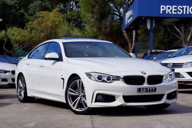 Used BMW 420I M Sport Gran Coupe, Balwyn, 2016 BMW 420I M Sport Gran Coupe Hatchback