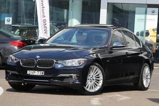 Used BMW 320i Luxury Line, Brookvale, 2014 BMW 320i Luxury Line Sedan