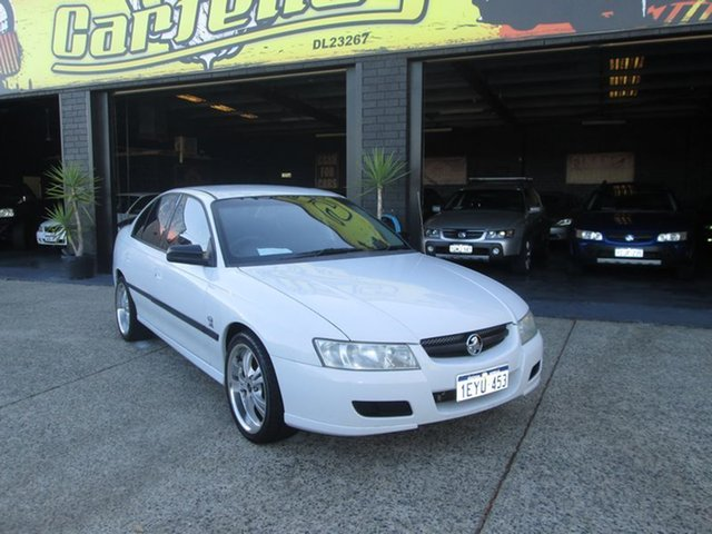 Used Holden Commodore excecutive, O'Connor, 2005 Holden Commodore excecutive Sedan