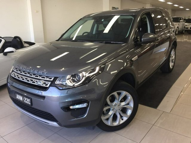 Used Land Rover Discovery Sport TD4 180 HSE, Doncaster, 2017 Land Rover Discovery Sport TD4 180 HSE Wagon