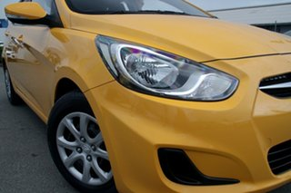 2013 Hyundai Accent Active Hatchback.