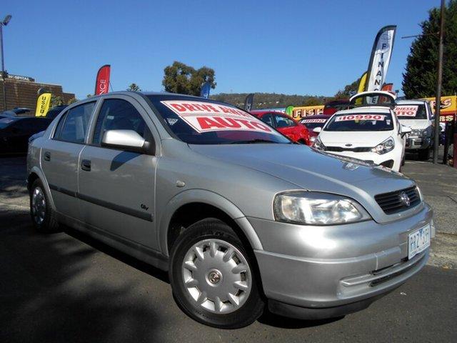 Used Holden Astra City, Upper Ferntree Gully, 2002 Holden Astra City Hatchback