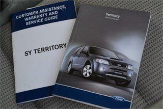 2008 Ford Territory TX Wagon.