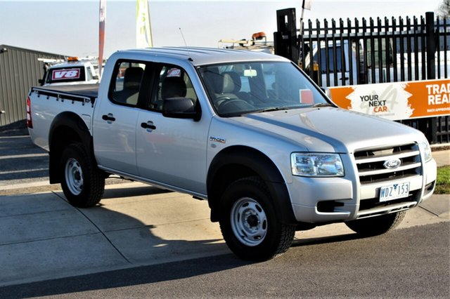 Used Ford Ranger XL Crew Cab, Officer, 2007 Ford Ranger XL Crew Cab Cab Chassis