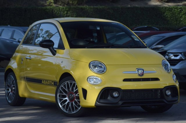 Discounted New Abarth 595, Southport, 2018 Abarth 595 Hatchback