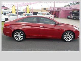 2011 Hyundai i45 Premium Sedan.