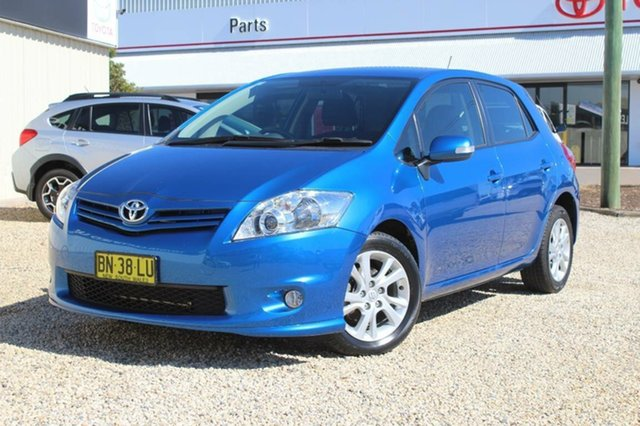 Used Toyota Corolla Ascent Sport, Bathurst, 2011 Toyota Corolla Ascent Sport Hatchback