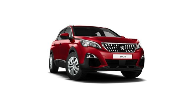 New Peugeot 3008 Active SUV, Nambour, 2018 Peugeot 3008 Active SUV P84 MY18 Hatchback