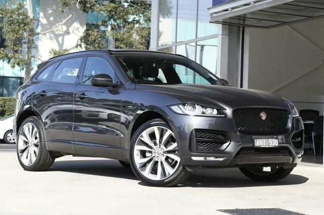 Used Jaguar F-PACE, Port Melbourne, 2016 Jaguar F-PACE Wagon