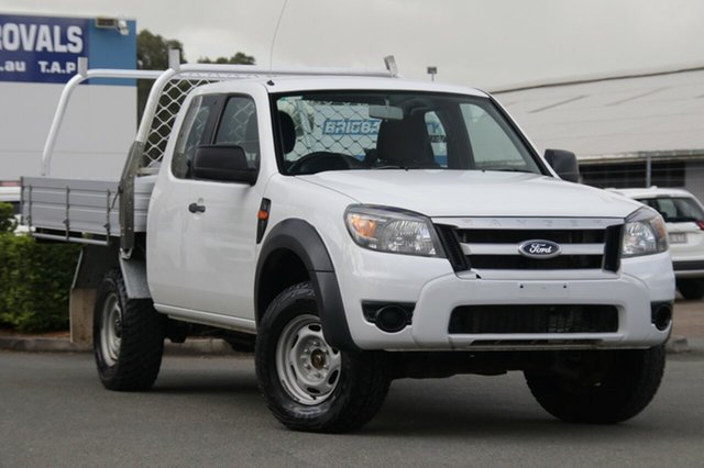 Used Ford Ranger XL Super Cab, Bowen Hills, 2010 Ford Ranger XL Super Cab Utility