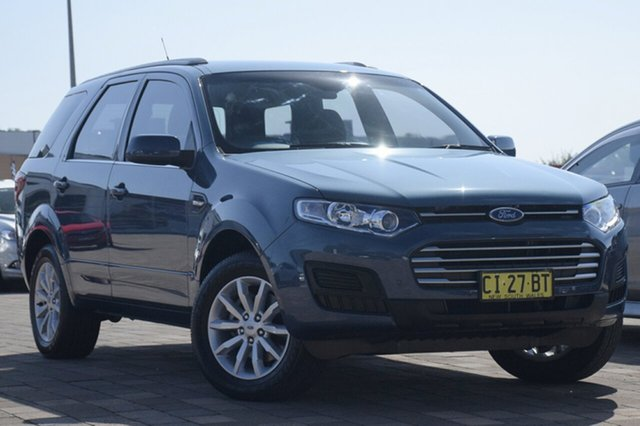 Used Ford Territory TX Seq Sport Shift, Warwick Farm, 2016 Ford Territory TX Seq Sport Shift SUV