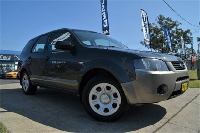 Used Ford Territory TX, Mulgrave, 2008 Ford Territory TX Wagon