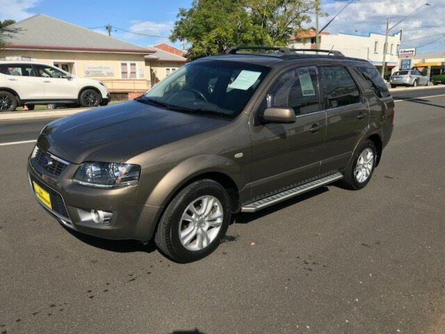 Used Ford Territory Limited Edition, Casino, 2010 Ford Territory Limited Edition Wagon