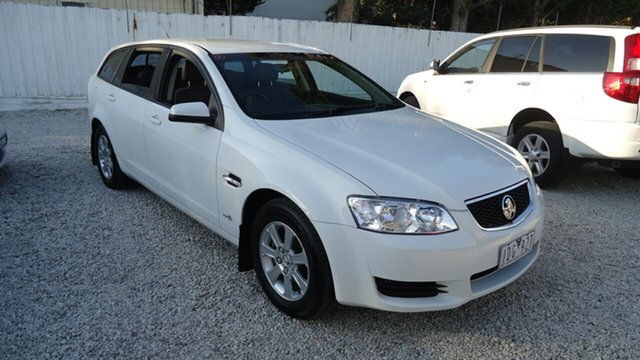 Used Holden Commodore Omega Sportwagon, Seaford, 2011 Holden Commodore Omega Sportwagon Wagon