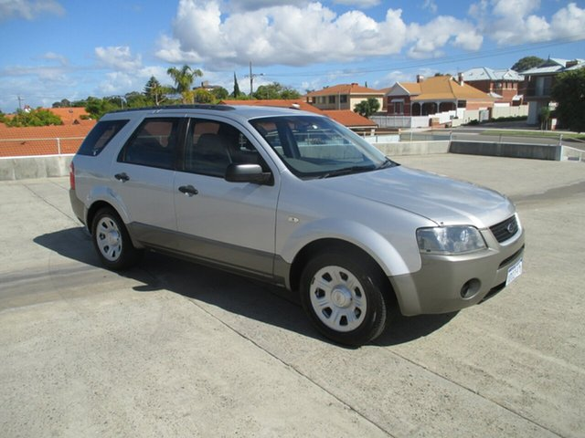 Used Ford Territory TX, Victoria Park, 2004 Ford Territory TX Wagon