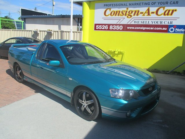 Used Ford Falcon XR8 Ute Super Cab, Bundall, 2007 Ford Falcon XR8 Ute Super Cab BF Mk II Utility