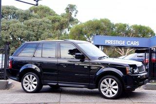 2012 Land Rover Range Rover Sport SDV6 CommandShift Wagon.