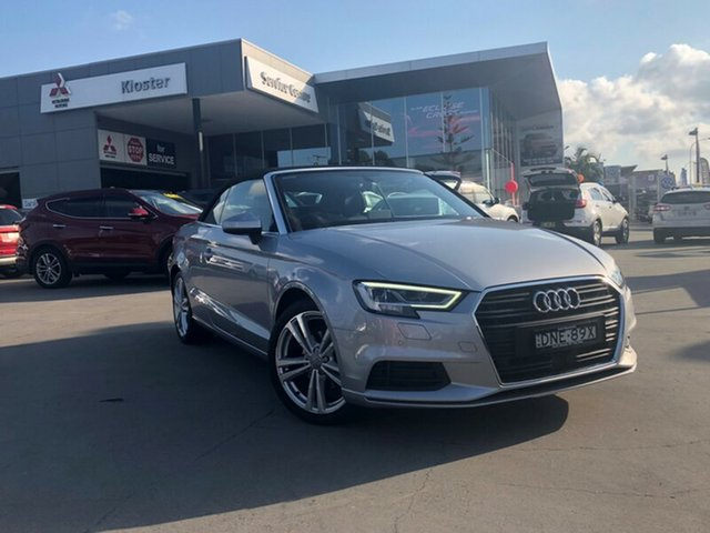 Used Audi A3 Attraction S tronic, Rutherford, 2016 Audi A3 Attraction S tronic Cabriolet