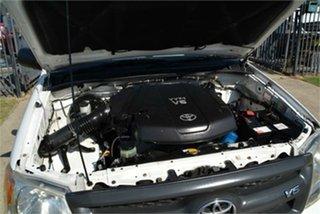 2007 Toyota Hilux SR Utility.