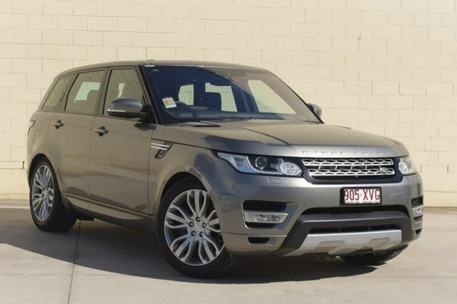 Discounted Demonstrator, Demo, Near New Land Rover Range Rover Sport SDV6 HSE, Southport, 2017 Land Rover Range Rover Sport SDV6 HSE Wagon