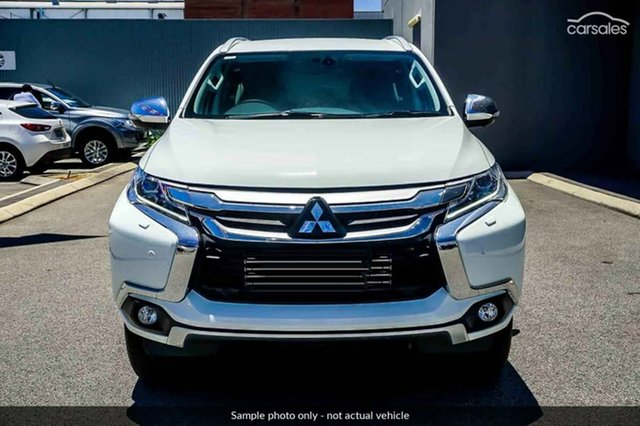 Demonstrator, Demo, Near New Mitsubishi Pajero Sport Exceed, Nailsworth, 2017 Mitsubishi Pajero Sport Exceed Wagon