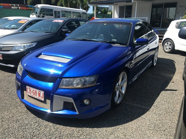 Used Holden Special Vehicles Clubsport, Winnellie, 2005 Holden Special Vehicles Clubsport Sedan