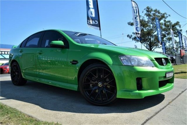 Used Holden Commodore SV6, Mulgrave, 2009 Holden Commodore SV6 Sedan