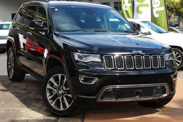Discounted Demonstrator, Demo, Near New Jeep Grand Cherokee Limited, Toowoomba, 2018 Jeep Grand Cherokee Limited Wagon