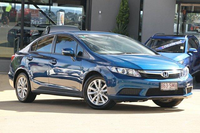 Used Honda Civic VTi-L, Moorooka, Brisbane, 2012 Honda Civic VTi-L Sedan