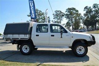 2003 Toyota Hilux Utility.