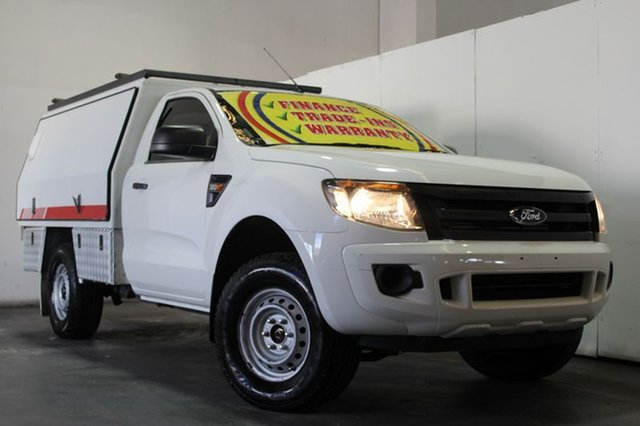 Discounted Used Ford Ranger XL 3.2 (4x4), Underwood, 2012 Ford Ranger XL 3.2 (4x4) Cab Chassis