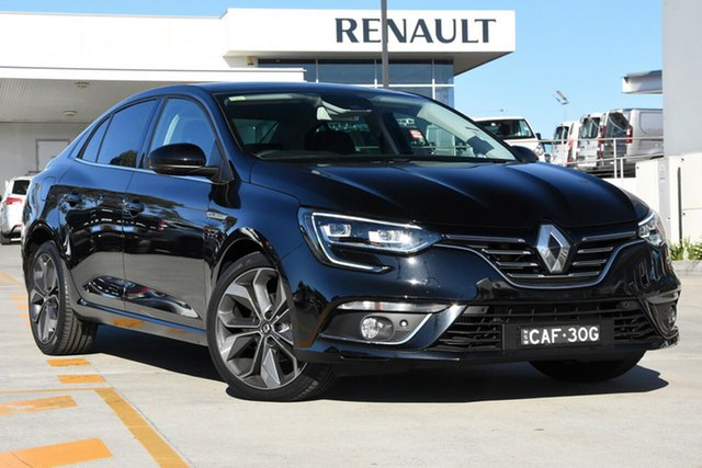 Discounted Demonstrator, Demo, Near New Renault Megane Intens EDC, Narellan, 2017 Renault Megane Intens EDC Sedan